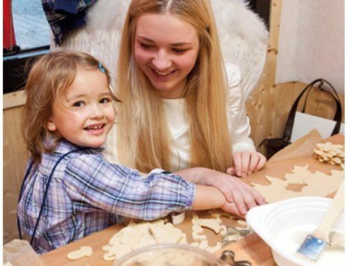 """Strahlende Kinderaugen ermöglicht – 500 Teigplatten """"To-Go"""" für Kindertagesstätten"""