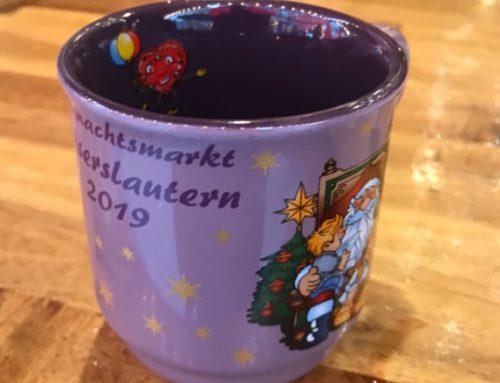 Glühweintasse 2019 – Spende für den guten Zweck!