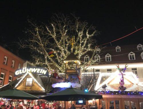 Lauterer Weihnachtsmarkt 2020 mal anders – Buden sollen über die ganze Innenstadt verteilt werden