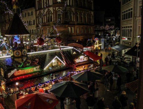 Weihnachtsmarkt und Verkaufsoffener Sonntag abgesagt