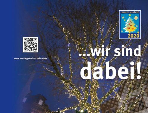 Lautern leuchtet ab dem 23. November – Potenzielle Lichterpaten können sich nach wie vor melden